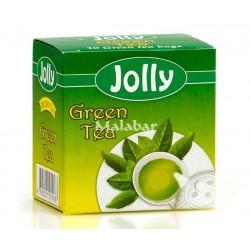 ΤΣΑΙ ΠΡΑΣΙΝΟ jolly 10*1,5γρ με εξωτερική επένδυση