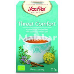 YOGI TEA THROAT COMFORT 30,6GR BIO