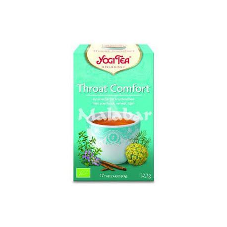 YOGI TEA THROAT COMFORT 30,6GR BIO