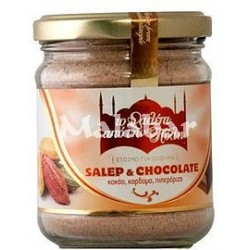 Σαλέπι σοκολάτα